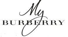 my burberry fragrance logo 2016