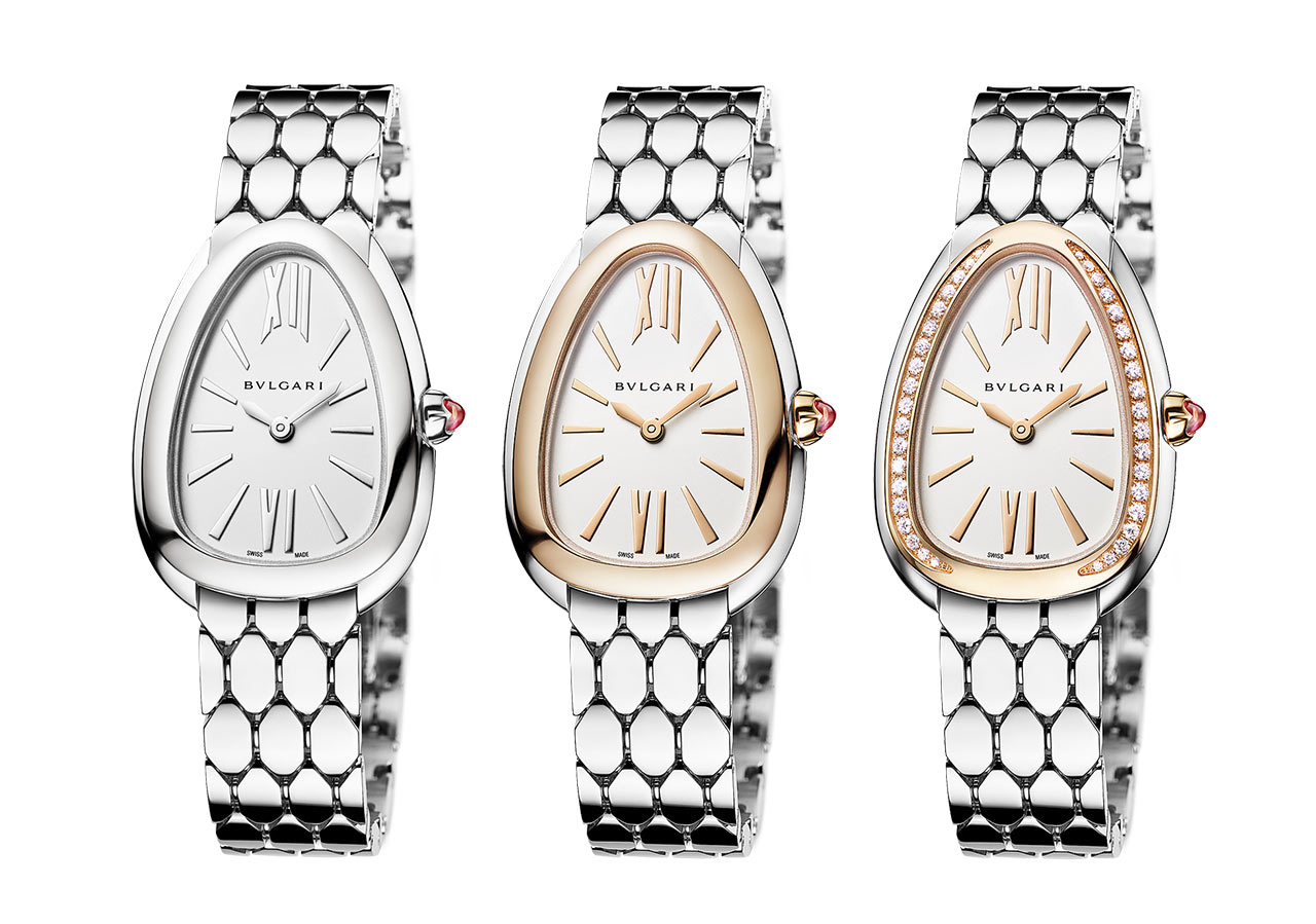 BVLGARI X ROSE THE WATCH BAR